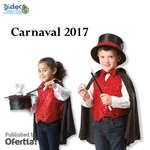 Ofertas de Dideco, Carnaval 2017