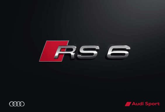 Ofertas de Audi, Audi RS6