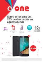 Ofertas de Vodafone, El tot-en-un amb 20% de descompte en aquesta tenda