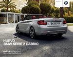 Ofertas de BMW, Serie 2 Cabrio