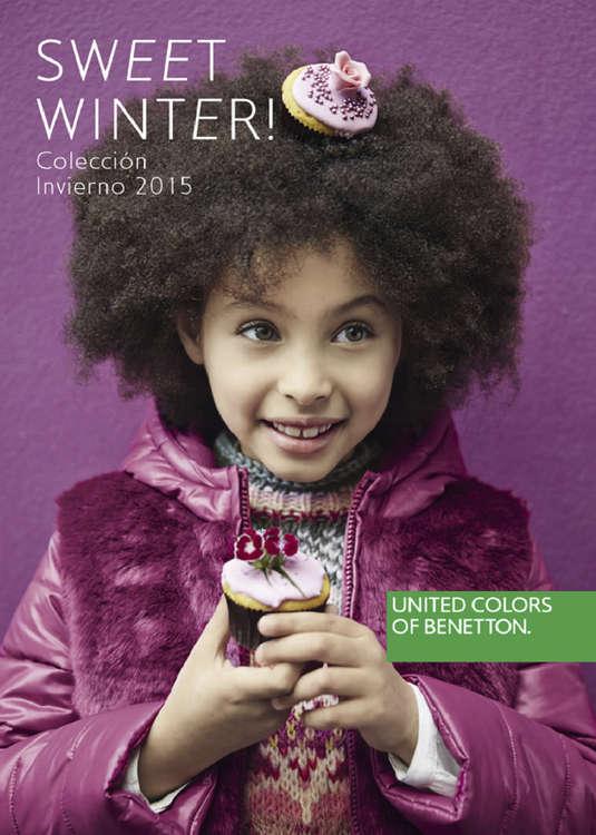 Ofertas de United Colors Of Benetton, Niños Colección Invierno