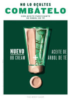 Ofertas de The Body Shop, No lo ocultes, combátelo