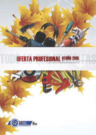 Oferta profesional otoño 2015