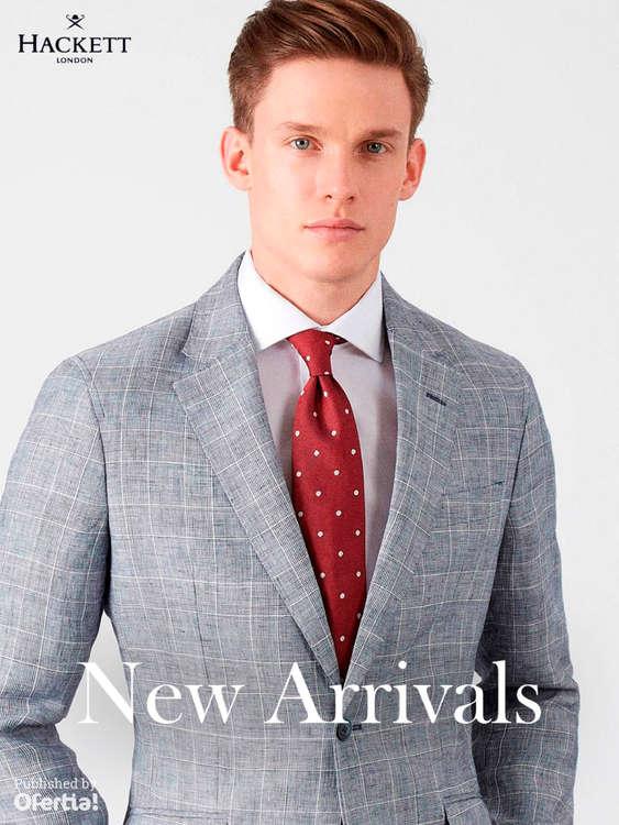 Ofertas de Hackett, New Arrivals