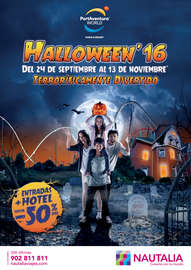 Halloween Portaventura