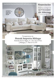 Rebajas todos tus muebles al -60% - Málaga