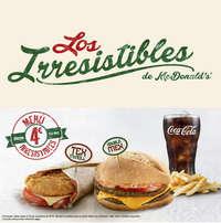 Los irresistibles de McDonald's