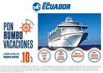 Ofertas de Viajes Ecuador, Pon rumbo vacaciones