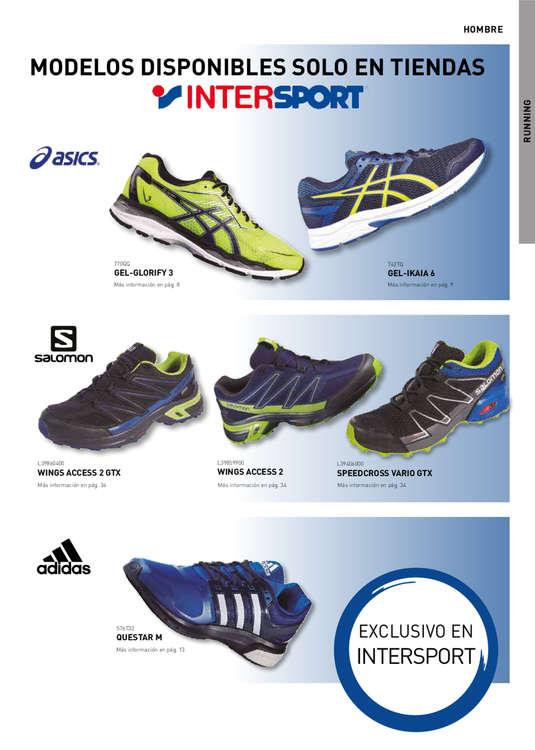 Ofertas de Intersport, I'm a runner