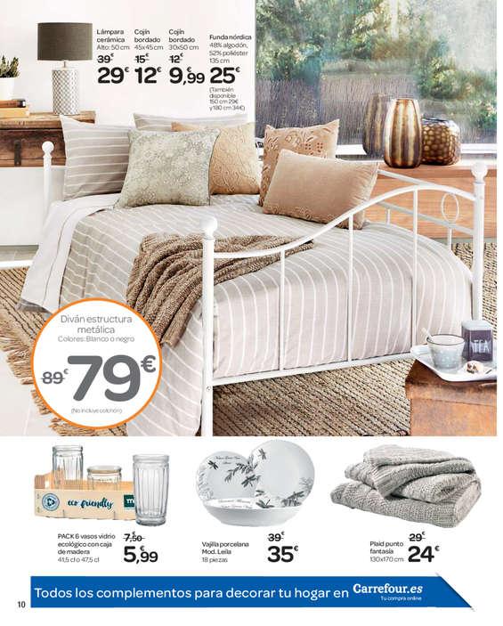 Comprar divan barato en santiago de compostela ofertia for Divan frances