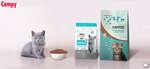 Ofertas de Mercadona, Piensos Compy para gatitos