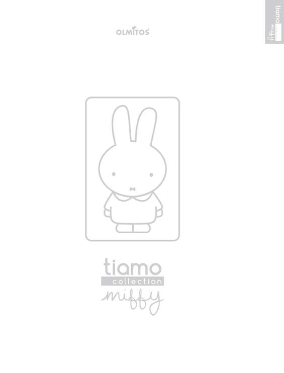 Ofertas de Olmitos, Tiamo collection Miffy