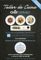 Ofertas de Caprabo, Taller de cuina Chef Caprabo