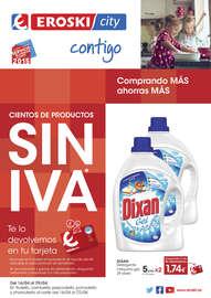 Cientos de productos sin IVA