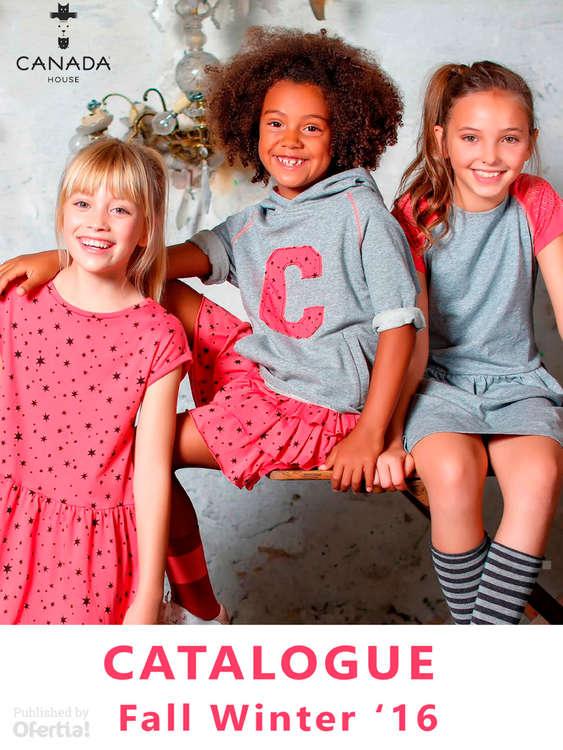 Ofertas de Canada House, Catalogue - Fall Winter '16