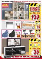 Ofertas de Muebles Boom, Gran escuela de ofertas