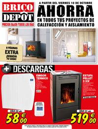 Ahorra en todos los proyectos de calefacción y aislamiento