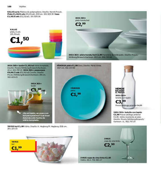 Comprar vajillas desechable barato en sevilla ofertia - Ikea sevilla ofertas ...