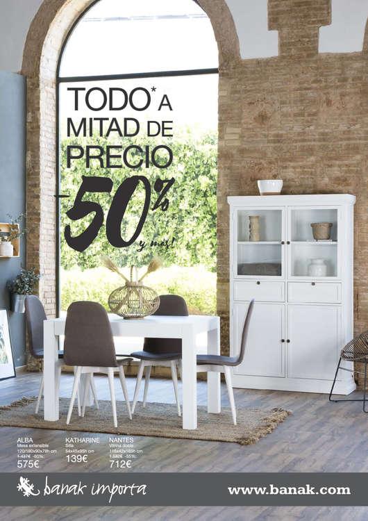 Ofertas de Banak Importa, Todo a mitad de precio. -50% - Barcelona