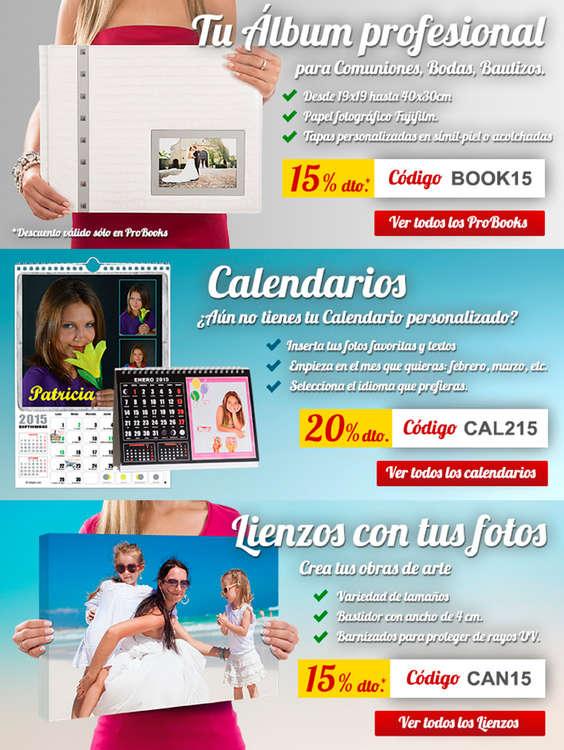 Ofertas de Fotoprix, Productos