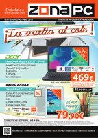 Ofertas de Zona PC, ¡La Vuelta al Cole!