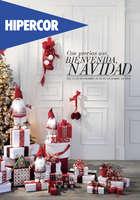 Ofertas de HiperCor, Con precios así, Bienvenida Navidad