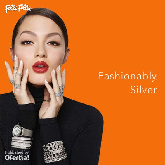 Ofertas de Folli Follie, Fashionably Silver