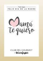 Ofertas de El Corte Inglés, Mamá te quiero