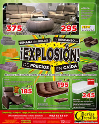 ¡Explosión de Precios en Caída!