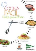 Ofertas de El Corte Inglés, Cocina fácil. Tiempo para disfrutar