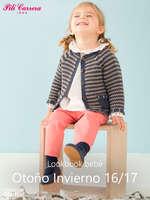 Ofertas de Pili Carrera, Lookbook bebé. Otoño Invierno 16-17