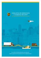 Ofertas de UPS, 2016 Guía de Servicios y Tarifas de UPS