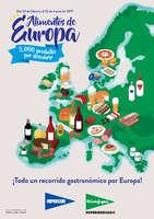 Ofertas de Hipercor, Alimentos de Europa