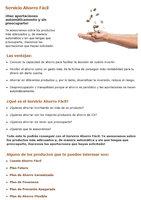 Ofertas de Catalunya Caixa, Productos, servicios y descuentos