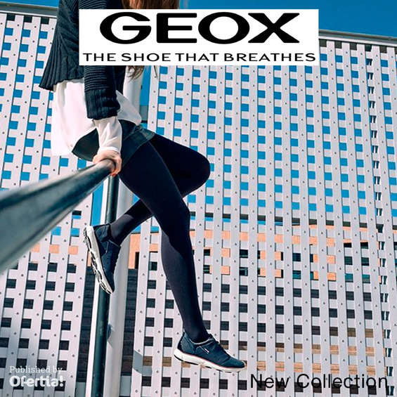 Ofertas de Geox, New collection