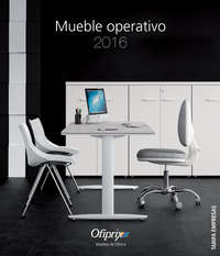 Mueble operativo 2016