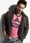 Desigual: Lookbook hombre