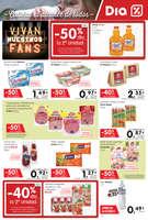 Ofertas de Dia Market, ¡Vivan Nuestros Fans!