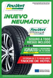 ¡Nuevo neumático!