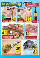 Ofertas de Supermercados La Despensa, Folleto Despensa 26 al 29 abril 2017 editat(crop dfhdjhd