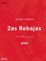 Ofertas de Lefties, 2as Rebajas Man