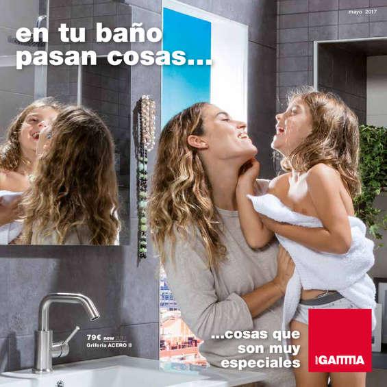 Ofertas de Gamma, En tu baño pasan cosas...