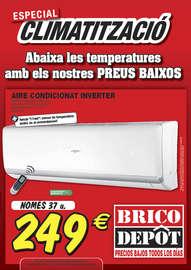 Especial climatització - Cabrera
