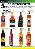 Ofertas de Makro, Especial Destilados Canarias