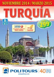 Turquía Invierno 2014/15