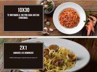 Te invitamos a 10€ por cada 30€ que consumas.