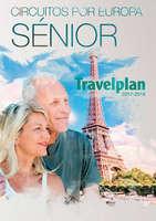 Ofertas de Travelplan, Circuitos sénior 2017-18