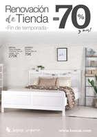 Ofertas de Banak Importa, Renovación de tienda - Alicante