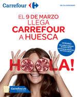 Ofertas de Carrefour, El 9 de marzo llega Carrefour a Huesca