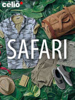 Ofertas de Celio, Safari